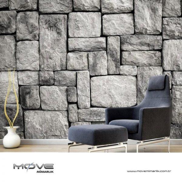 Alçı-İle-Taş-Duvar-Görüntüsü-Oluşturun